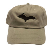 UP Ball Cap - Tan/Brown
