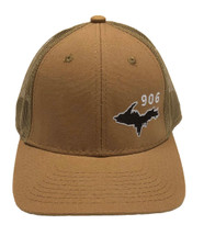UP 906 Ball Cap - Rust Orange
