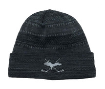 Charcoal Grey Hockey Sticks UP Hat
