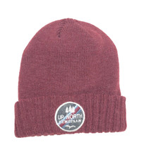 RANGER: Burgundy Up North Keweenaw Hat