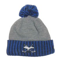 Grey & Royal Hockey Sticks UP Hat