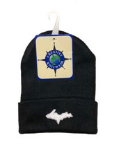 Newborn UP Hat - Black