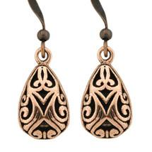 Copper Earrings - 169