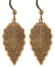 Copper Earrings - 142