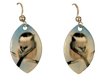 Chickadee Earrings