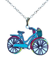 Pedal Pusher Necklace