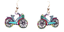 Pedal Pusher Earrings