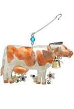 Bonnie the Cow Ornament