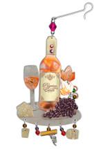 Wine and Dine Ornament