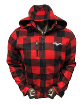 Mens Buffalo Plaid Jacket - 5018