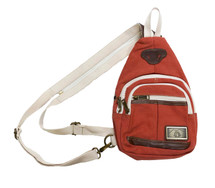 "13"" Coral Canvas Sling 3979C"