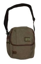 "12"" Lt. Brown Canvas Bag 3965"