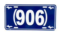 906 License Plate
