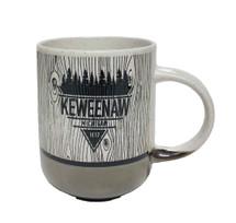 Keweenaw Woodgrain Mug - Bronze