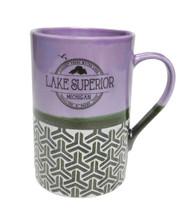 Lake Superior Mug - Lilac