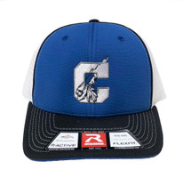 Calumet Cap Royal, White, and Black