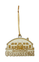 Calumet Colosseum Wooden Ornament