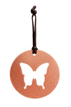 Butterfly Copper Ornament