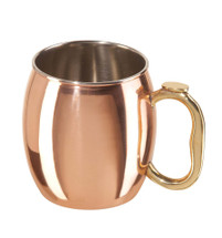 20 oz Copper Moscow Mule Mug