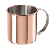 16 oz Copper Moscow Mule Mug