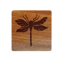 Dragonfly Sandstone Coaster