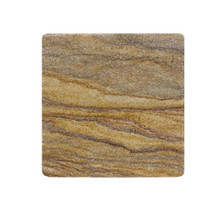 Plain Sandstone Coaster - Traditional