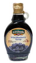 Wild Blueberry Syrup