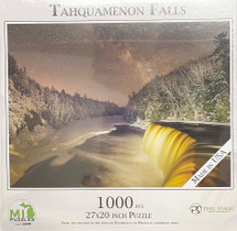 Tahquamenon Falls Puzzle - Night