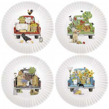 Everyday Trucks Plate Set
