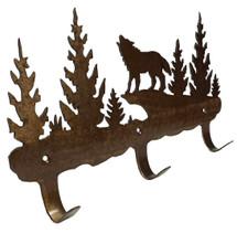 Triple Hook - Wolf