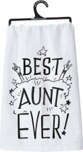 Best Aunt Ever Towel