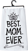 Best. Mom. Ever. Towel