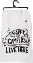 Happy Campers Towel