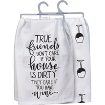 True Friends Towel