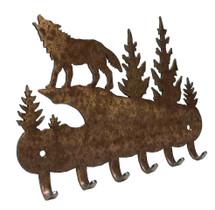 Key Hook - Wolf