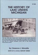 The History of Lake Linden, Michigan