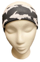Black and White U.P. Headband