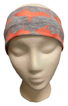 Heather Grey and Copper U.P. Headband
