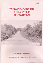 Winona and The King Philip Locations