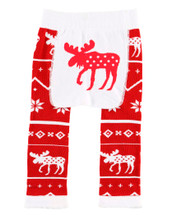 Nordic Moose Leggings
