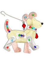 Baxter the Dog Ornament