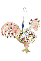 Rise and Shine Rooster Ornament