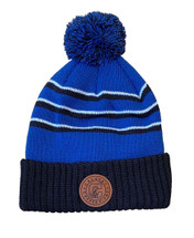 Calumet Copper King Blue and Black Hat