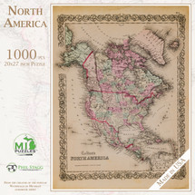 North America Puzzle