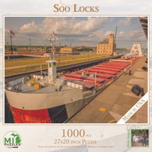 Soo Locks Puzzle