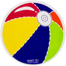 Beach Ball Swedish Dishcloth