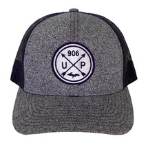 Navy Heather/Navy U.P. 906 Hat