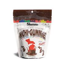 Chocolate Covered Michigummies