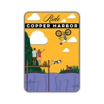 Ride Copper Harbor Sticker