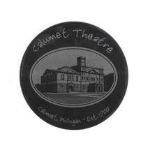 Calumet Theatre Coaster